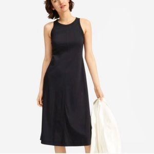 Everlane luxe cotton tank dress